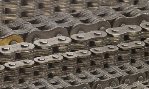 Choose a leaf chain for durability and strength
