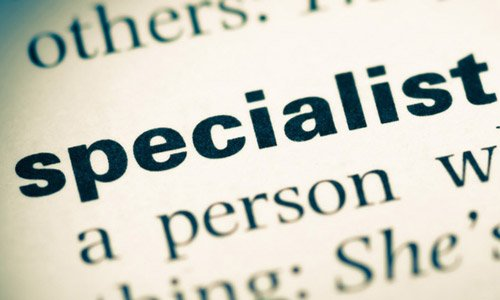 """Peter Church: """"Specialist in everything - really?"""""""