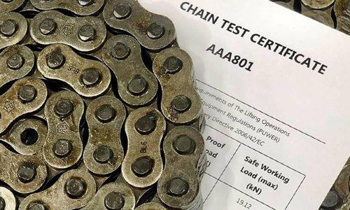 Why a leaf chain test cert is more than a piece of paper